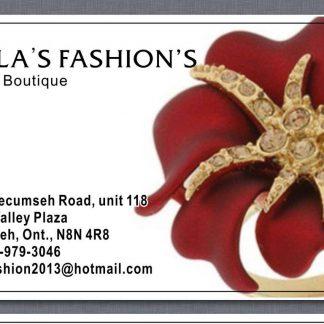 Perla's Fashions