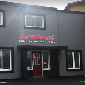 SafeGuard Security - Health - Safety