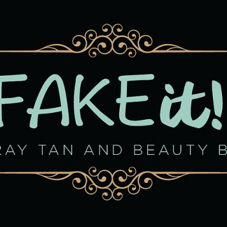 Fake It spray tan and beauty bar