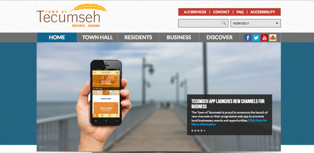 About The Town of Tecumseh Ontario | Tecumseh BIA Directory
