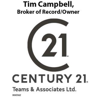 Tim Campbell CENTURY 21 TEAMS and ASSOCIATES