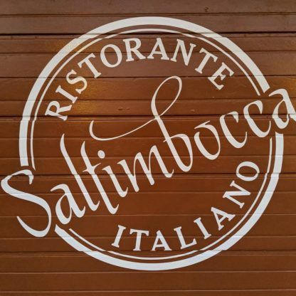 Saltimbocca ristorante italiano