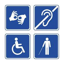 accessible customer service icon